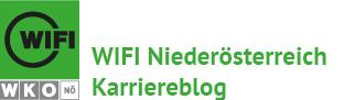 Karriereblog | WIFI Niederösterreich Logo