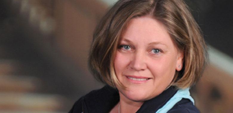 WIFI-Trainerin Eveline Lugsch