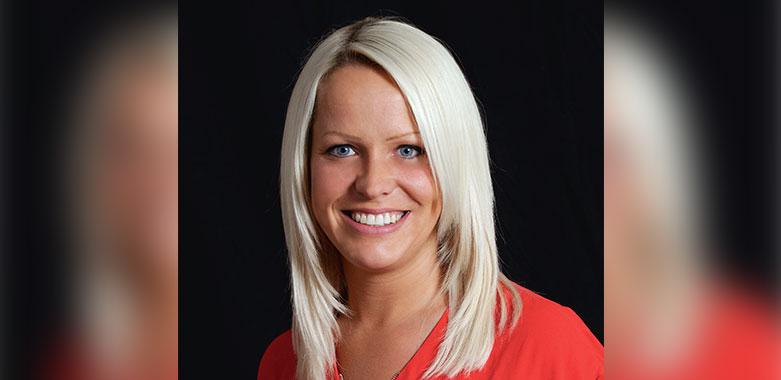 WIFI-Absolventin Karin Pillenbauer