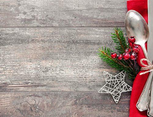 Tipps für die weihnachtliche Festtafel